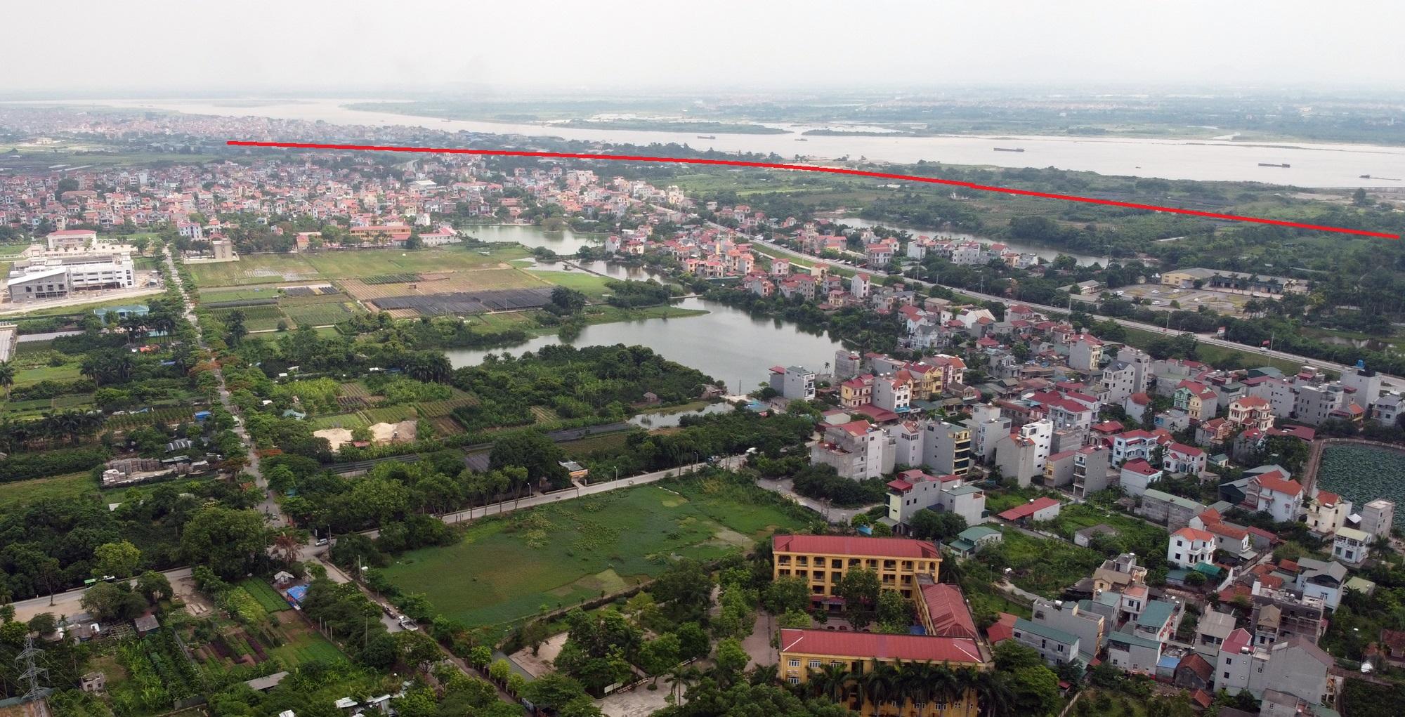4 đường sẽ mở theo qui hoạch ở phường Thượng Cát, Bắc Từ Liêm, Hà Nội - Ảnh 19.