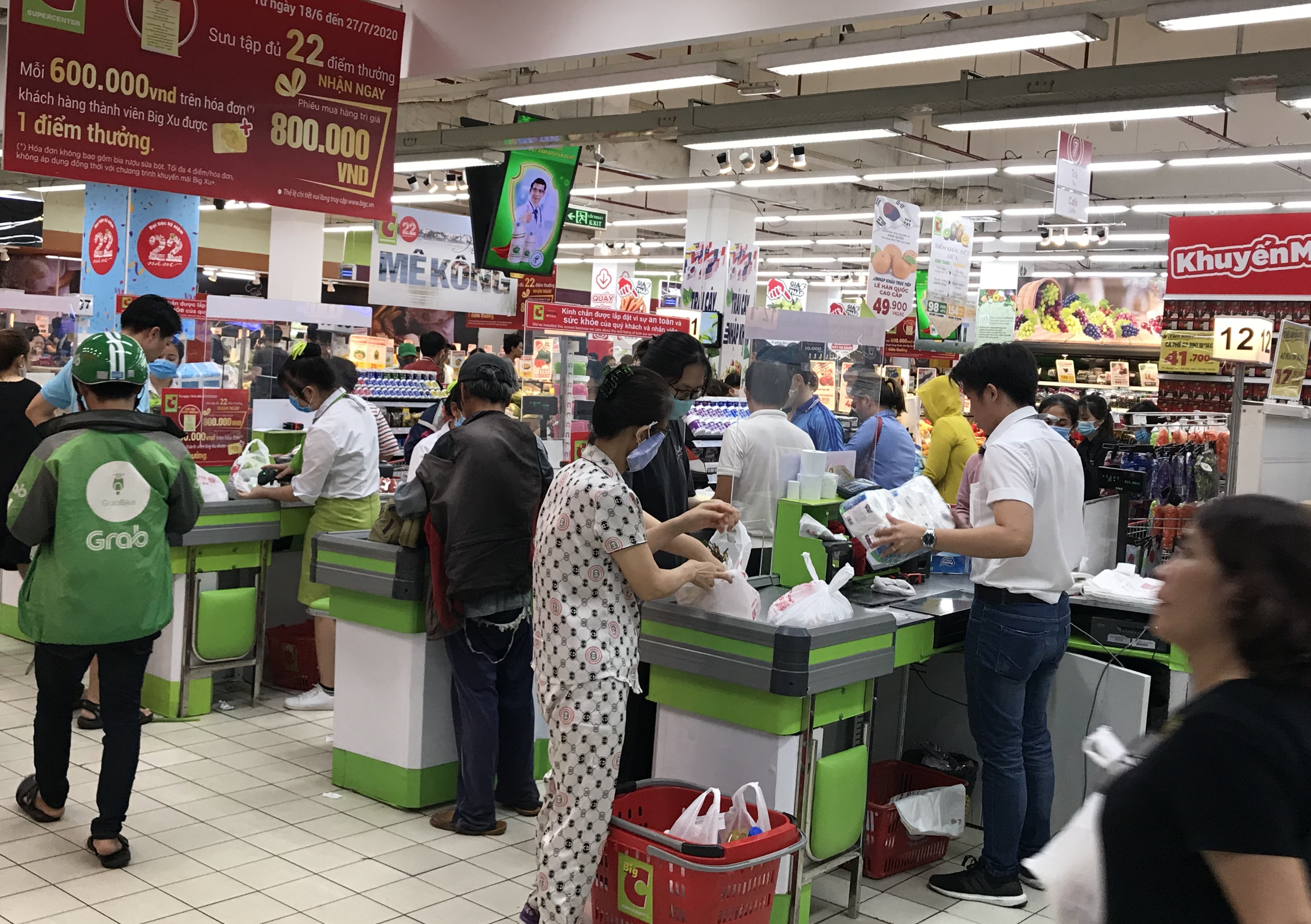 Người Sài Gòn tiếc nuối chia tay siêu thị Big C miền Đông trước ngày đóng cửa - Ảnh 12.
