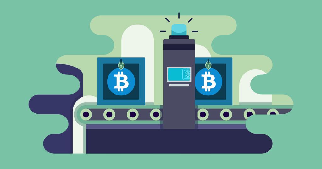 chỉ 20% lượng cung bitcoin đi vào giao dịch (nguồn: the Block)