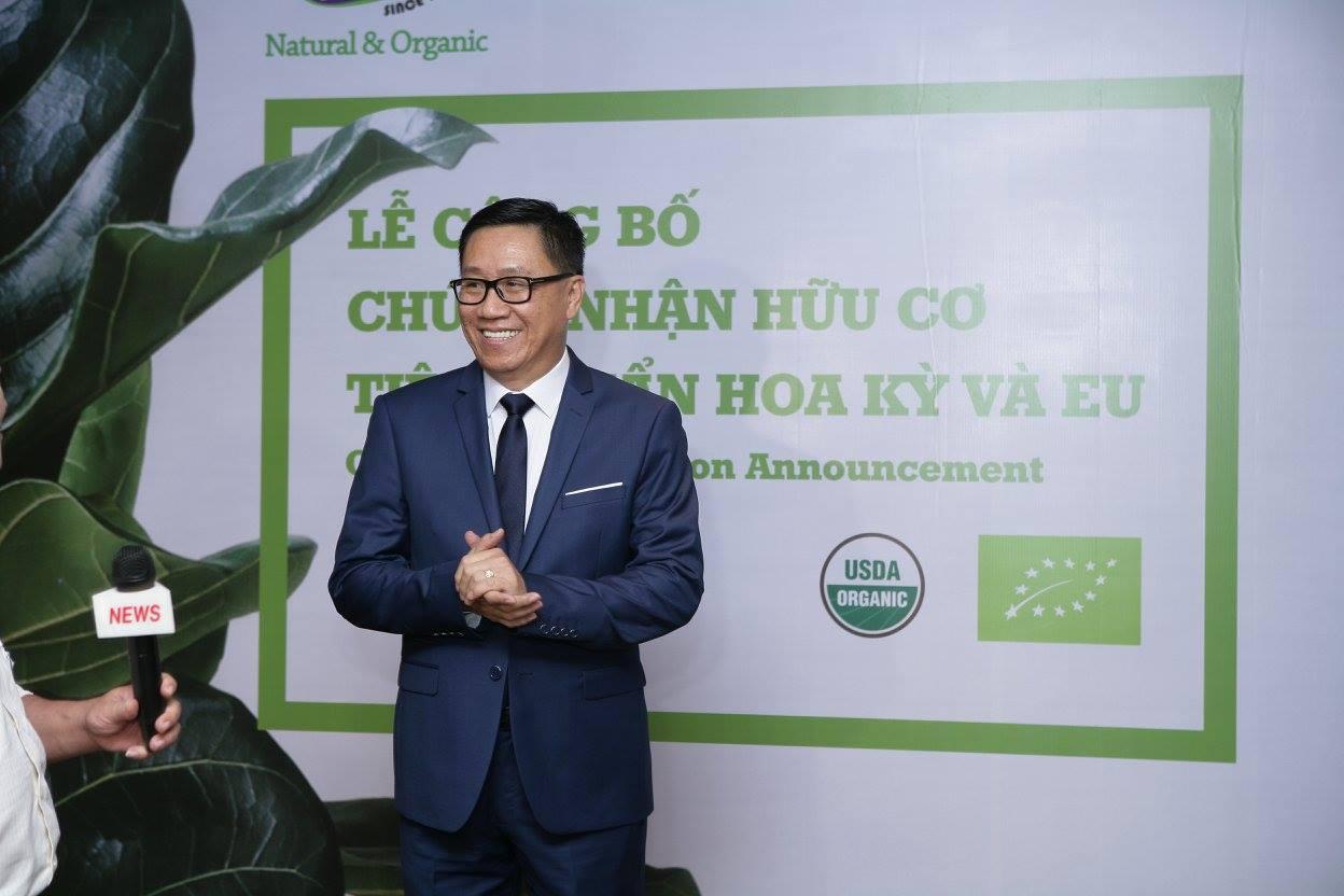 CEO Vinamit: Đã qua rồi thời ăn sổi ở thì, tôi nghĩ đến lúc cả doanh nghiệp và nông dân cần phải làm thật - Ảnh 15.