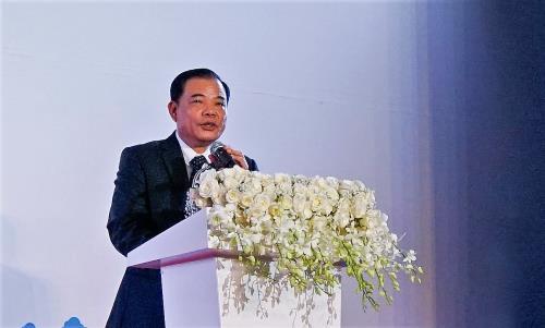 Bộ trưởng Nguyễn Xuân Cường: Hạn mặn 2019-2020 chưa phải mốc lịch sử cuối cùng - Ảnh 1.