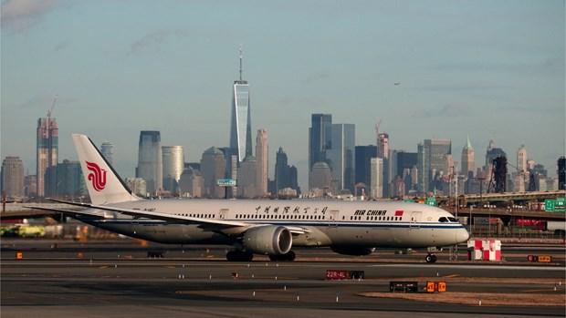 Mỹ từ chối tăng thêm chuyến bay theo yêu cầu của Trung Quốc - Ảnh 1.