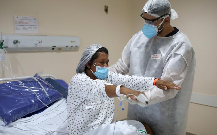 Cập nhật tình hình dịch virus corona ngày 21/6: Hơn 8,9 triệu ca nhiễm toàn cầu, Việt Nam 66 ngày không có ca mắc mới ở cộng đồng - Ảnh 2.