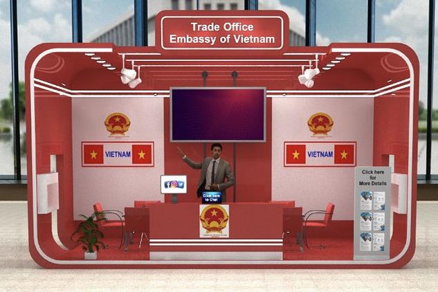 15 doanh nghiệp Việt Nam tham gia hội chợ trực tuyến đầu tiên tại Ấn Độ