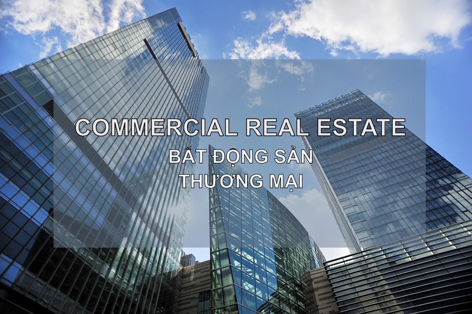 Bất động sản thương mại (Commercial Real Estate - CRE) là gì? Ưu điểm và nhược điểm - Ảnh 1.