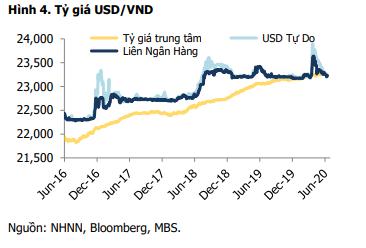 MBS: Tiền đồng của Việt Nam ổn định nhất khu vực - Ảnh 1.