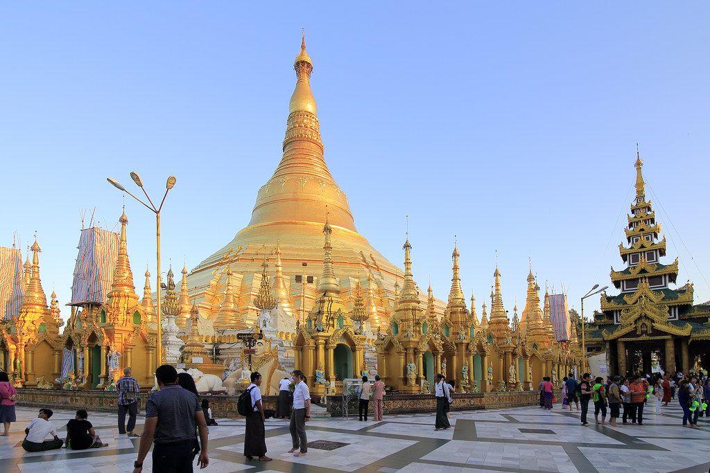 Việt Nam được Myanmar lựa chọn là đối tác khi mở cửa du lịch trở lại - Ảnh 1.