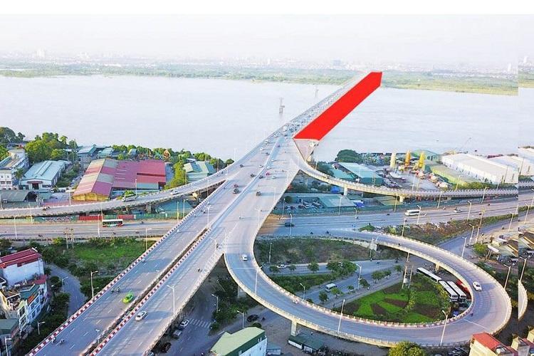 Hà Nội 'chốt' diện mạo cầu Vĩnh Tuy - Giai đoạn 2, trị giá hơn 2.500 tỉ đồng - Ảnh 1.