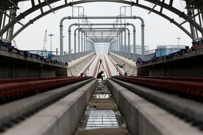 Hai tuyến Metro TP HCM: Vì sao vay nợ nước ngoài, 'tắc' giải ngân? - Ảnh 1.