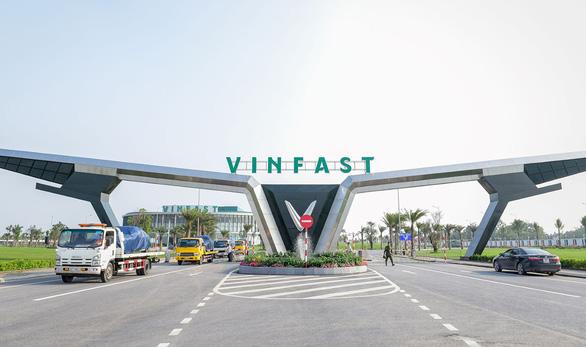 Vingroup được chấp thuận đầu tư Tổ hợp sản xuất phụ tùng ô tô 3.445 tỉ đồng tại Quảng Ninh - Ảnh 1.