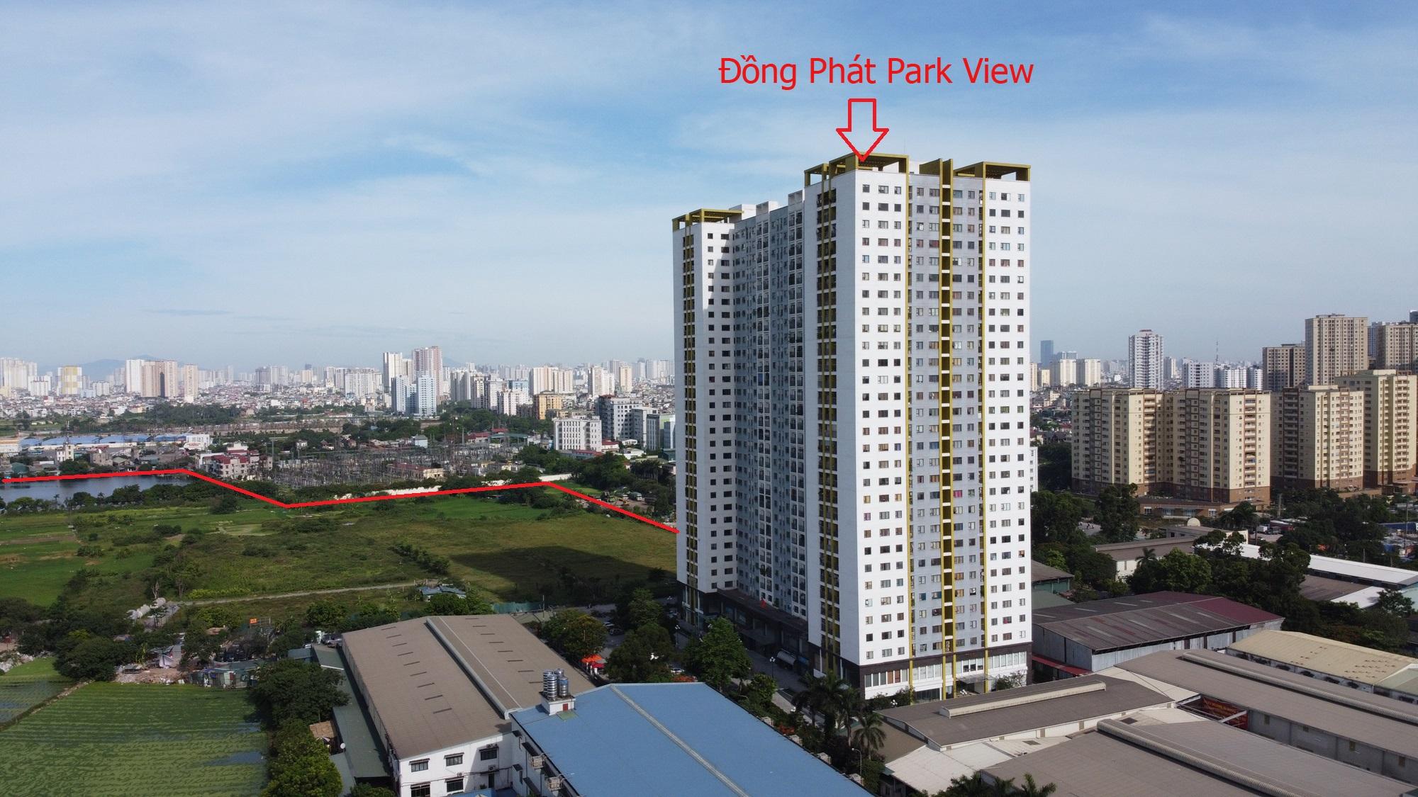 Những dự án chung cư gần các khu đất sẽ đào hồ lớn ở quận Hoàng Mai - Ảnh 3.