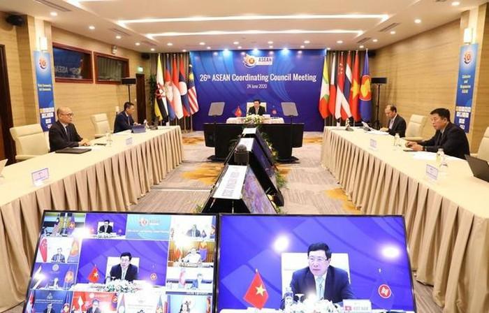 Hội nghị Cấp cao ASEAN 36 sắp diễn ra theo hình thức trực tuyến - Ảnh 1.