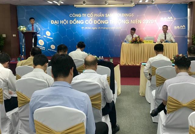 ĐHĐCĐ SAM Holdings: Mục tiêu thâu tóm trọn Capella Quảng Nam, đặt kế hoạch lợi nhuận năm 2020 đi lùi - Ảnh 1.
