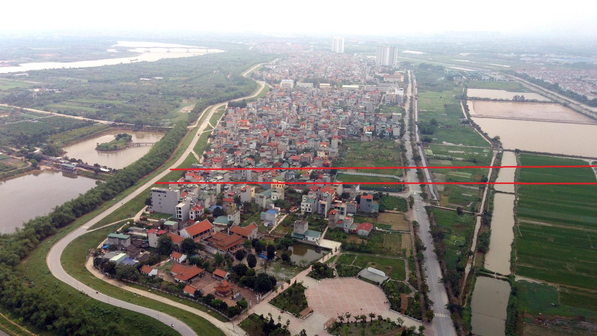 4 đường sẽ mở theo qui hoạch ở phường Phúc Lợi, Long Biên, Hà Nội - Ảnh 5.