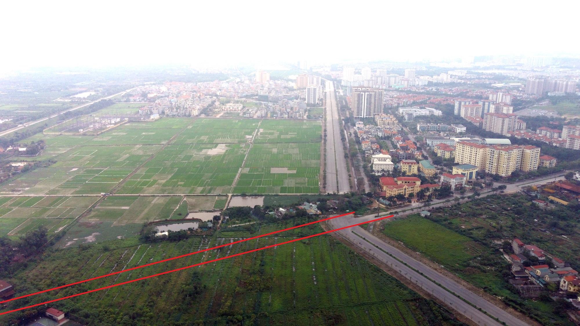 đường sẽ mở theo qui hoạch ở phường Giang Biên, Long Biên, Hà Nội - Ảnh 6.