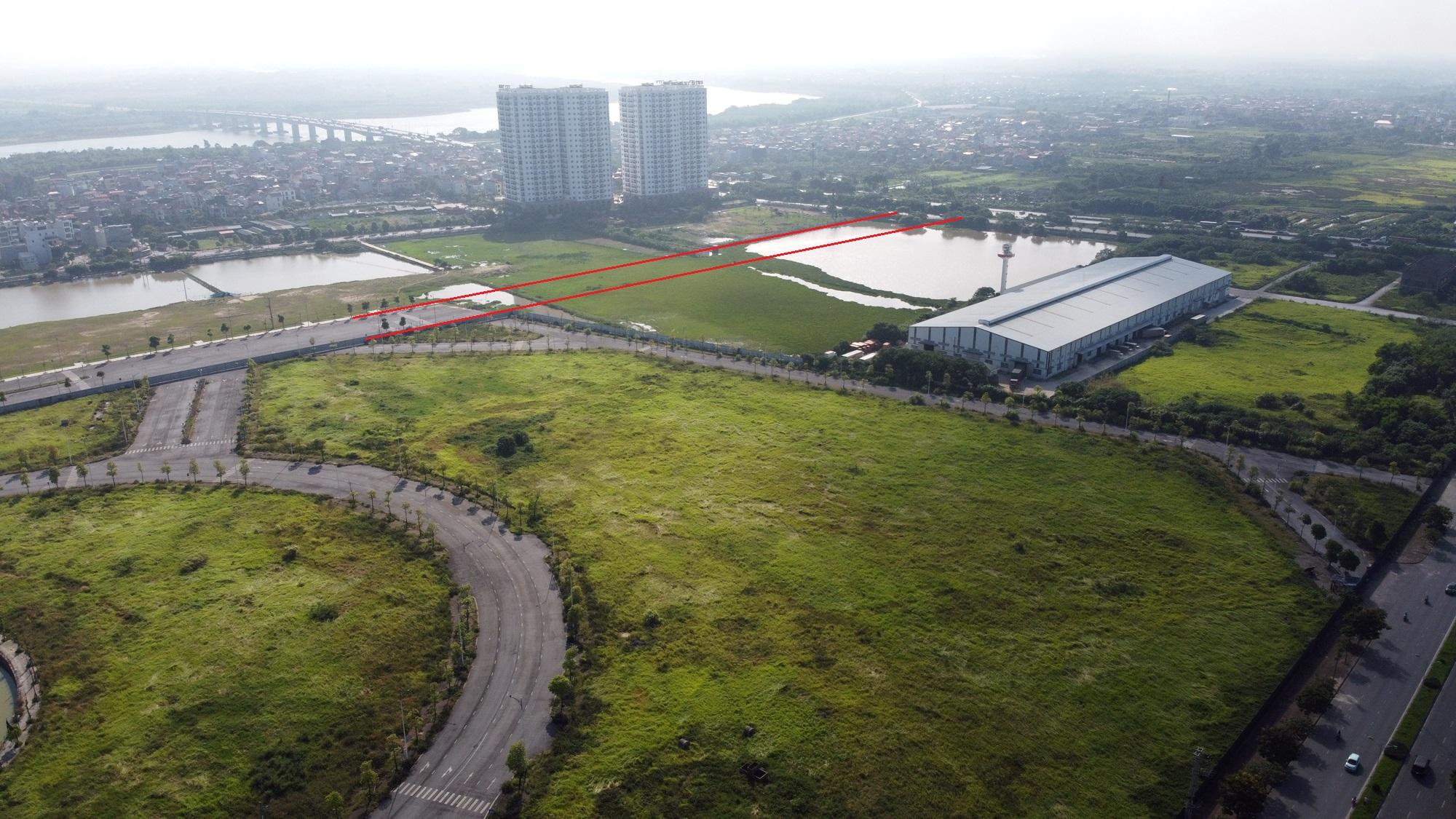 4 đường sẽ mở theo qui hoạch ở phường Phúc Lợi, Long Biên, Hà Nội - Ảnh 9.