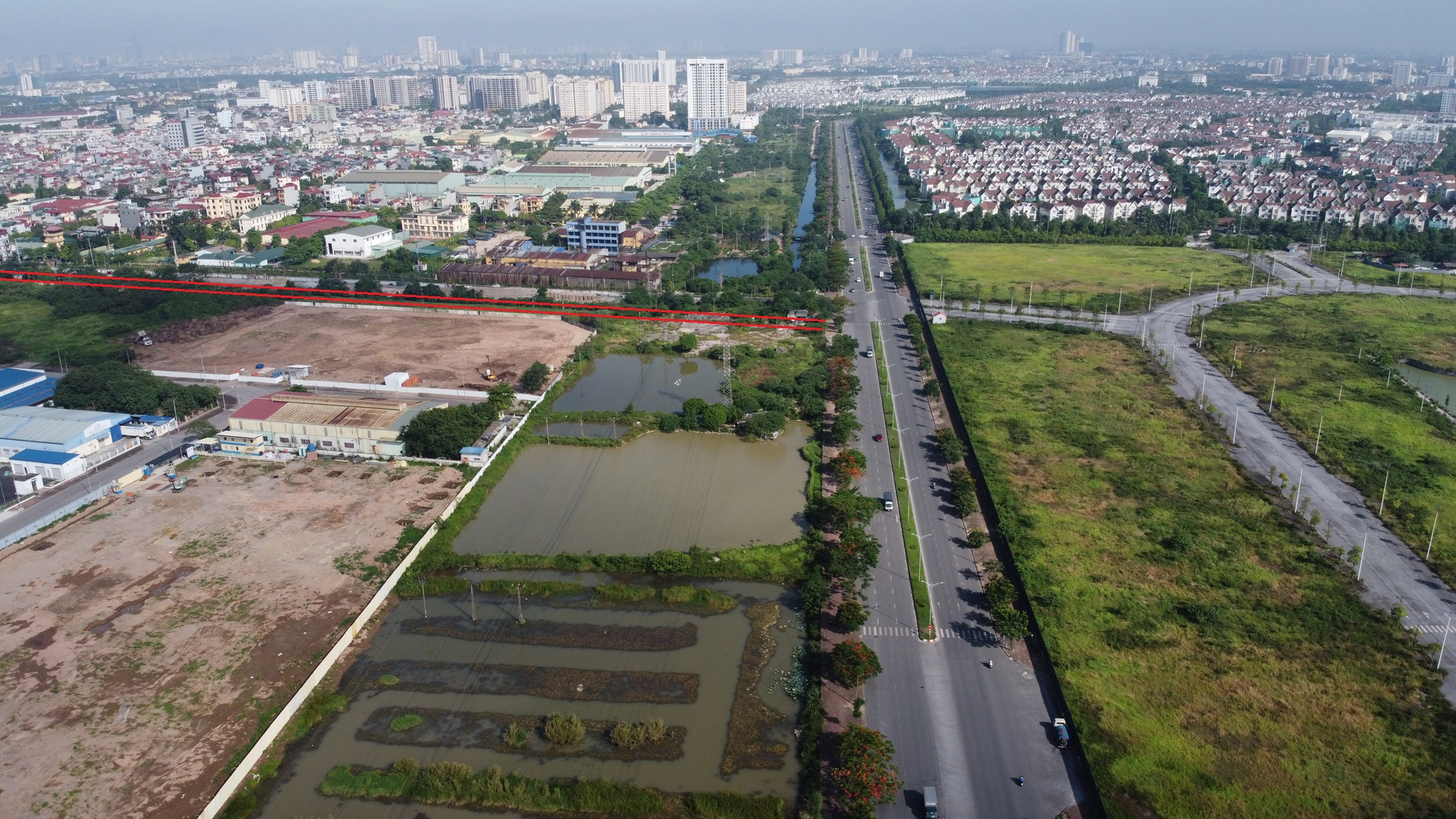 4 đường sẽ mở theo qui hoạch ở phường Phúc Lợi, Long Biên, Hà Nội - Ảnh 11.