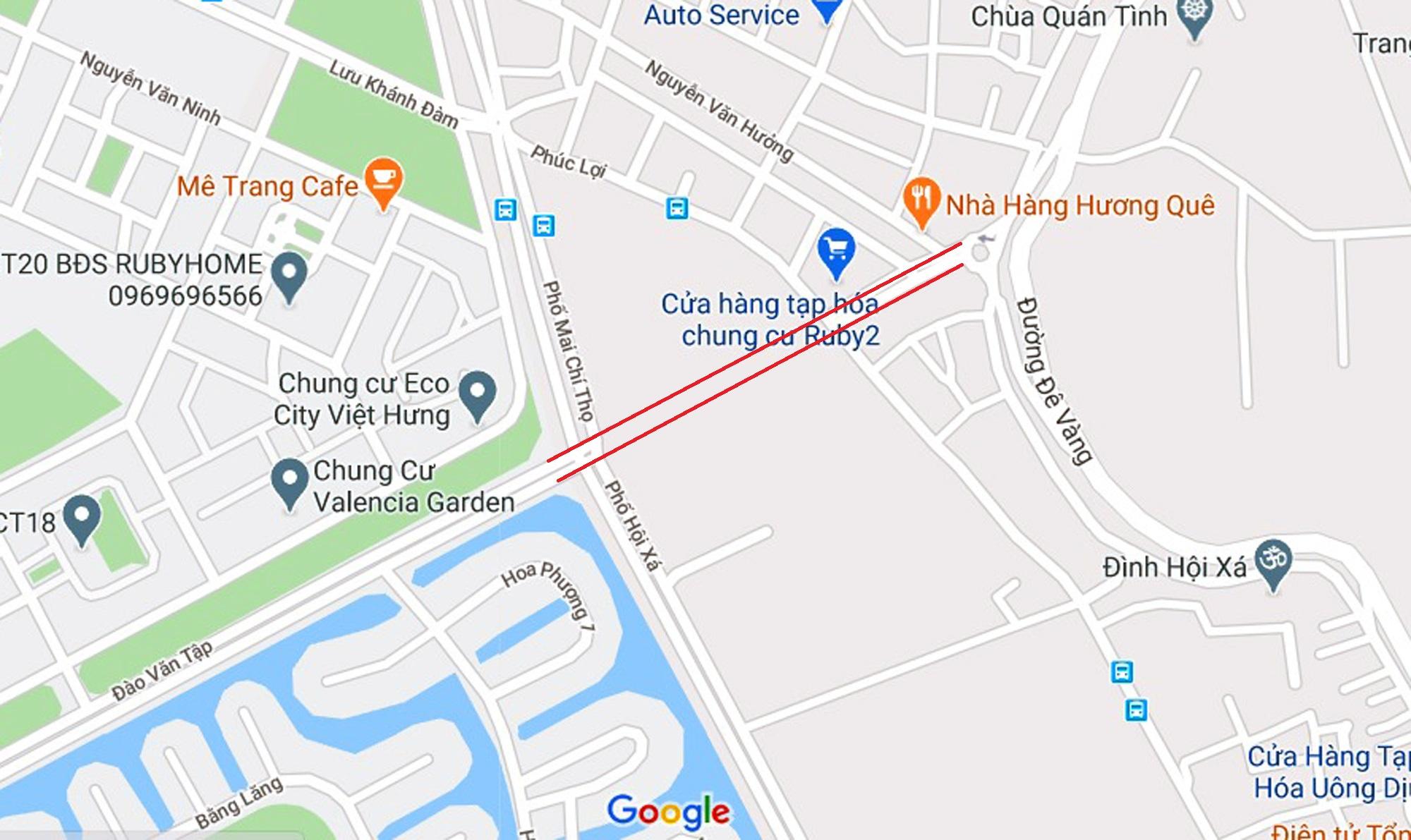 4 đường sẽ mở theo qui hoạch ở phường Giang Biên, Long Biên, Hà Nội - Ảnh 8.