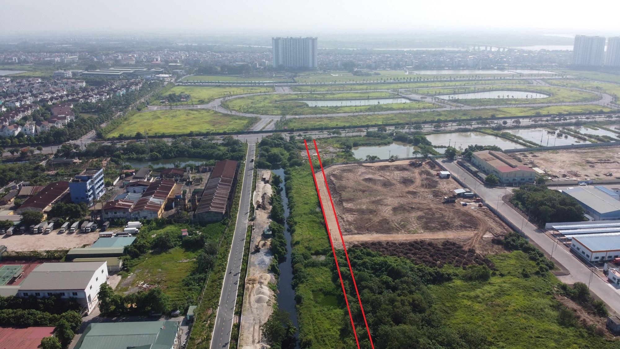 4 đường sẽ mở theo qui hoạch ở phường Phúc Lợi, Long Biên, Hà Nội - Ảnh 12.