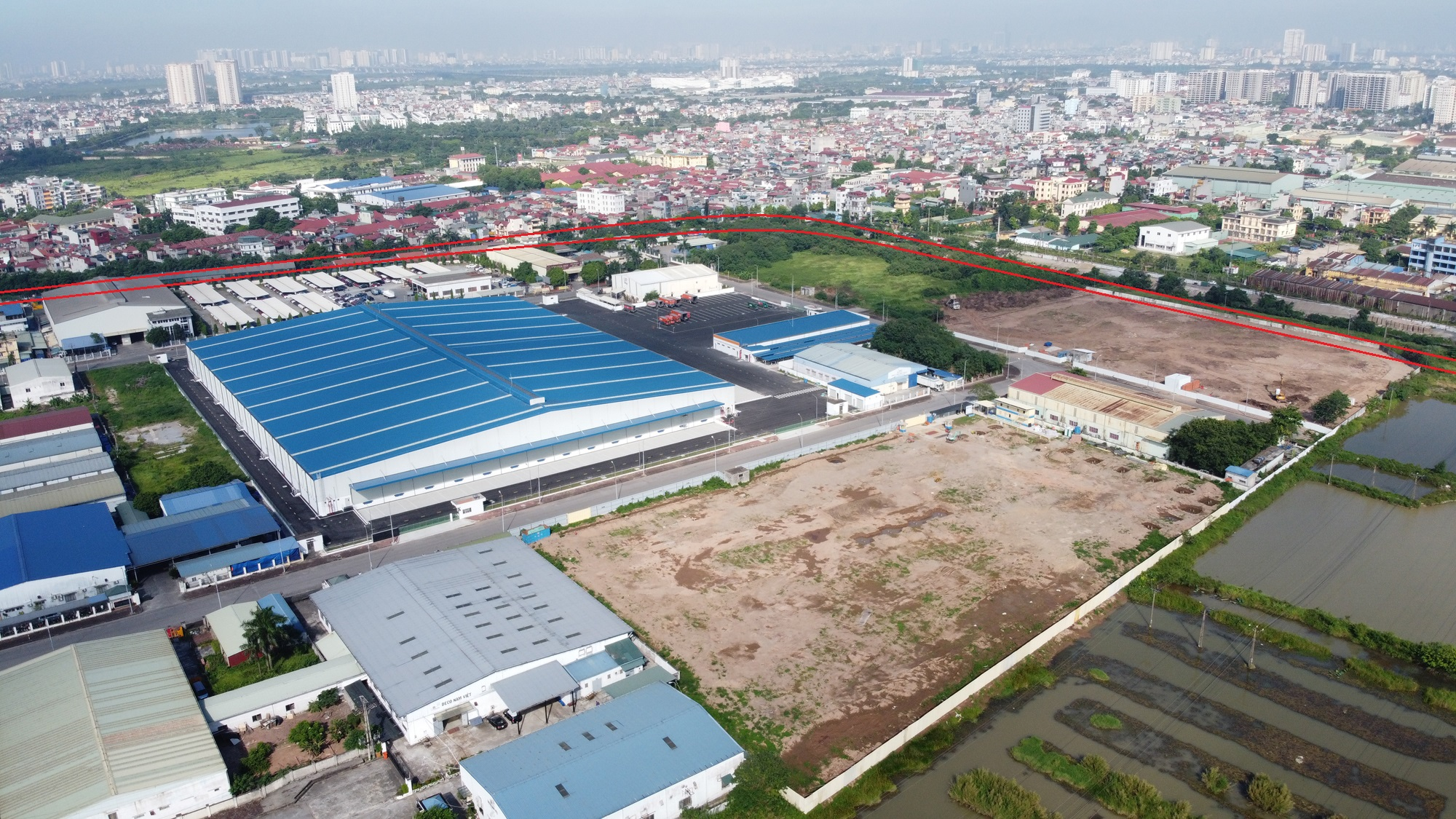 4 đường sẽ mở theo qui hoạch ở phường Phúc Lợi, Long Biên, Hà Nội - Ảnh 13.