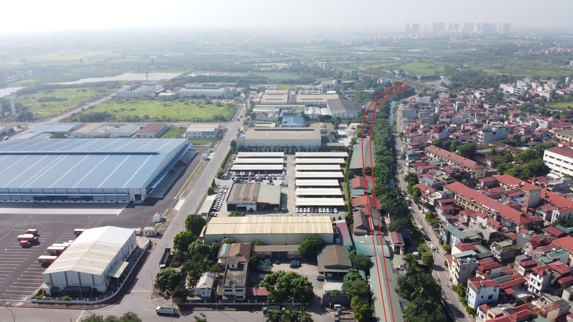 4 đường sẽ mở theo qui hoạch ở phường Phúc Lợi, Long Biên, Hà Nội - Ảnh 14.