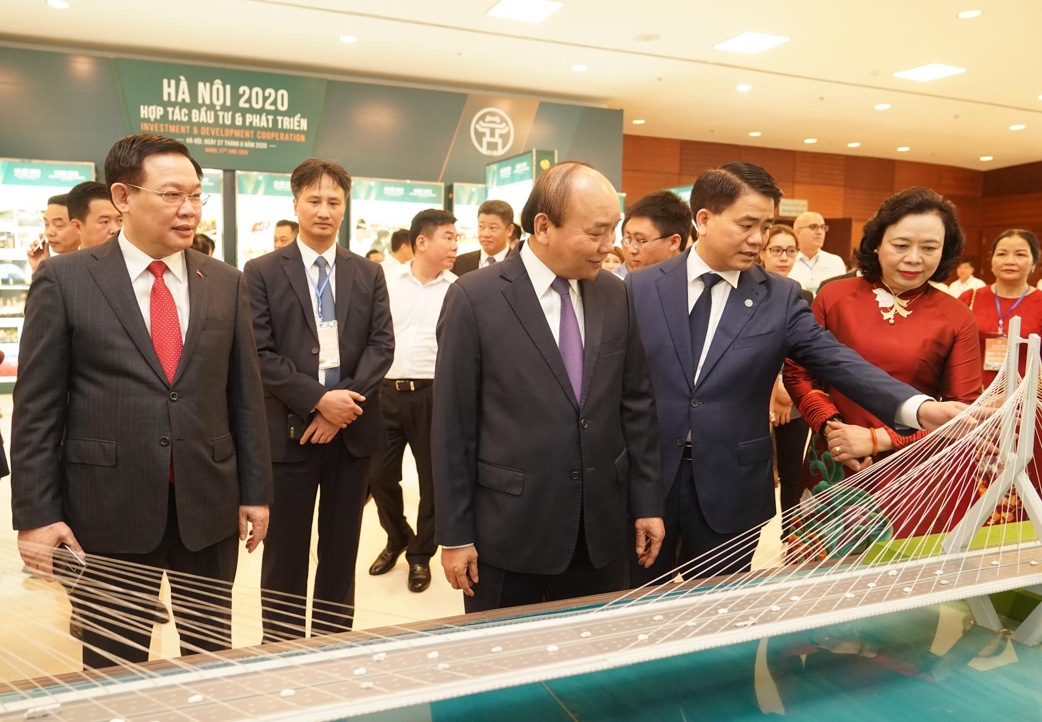 TP Hà Nội muốn thu hút đầu tư xây dựng lại chung cư cũ, đô thị thông minh và công viên phần mềm - Ảnh 1.