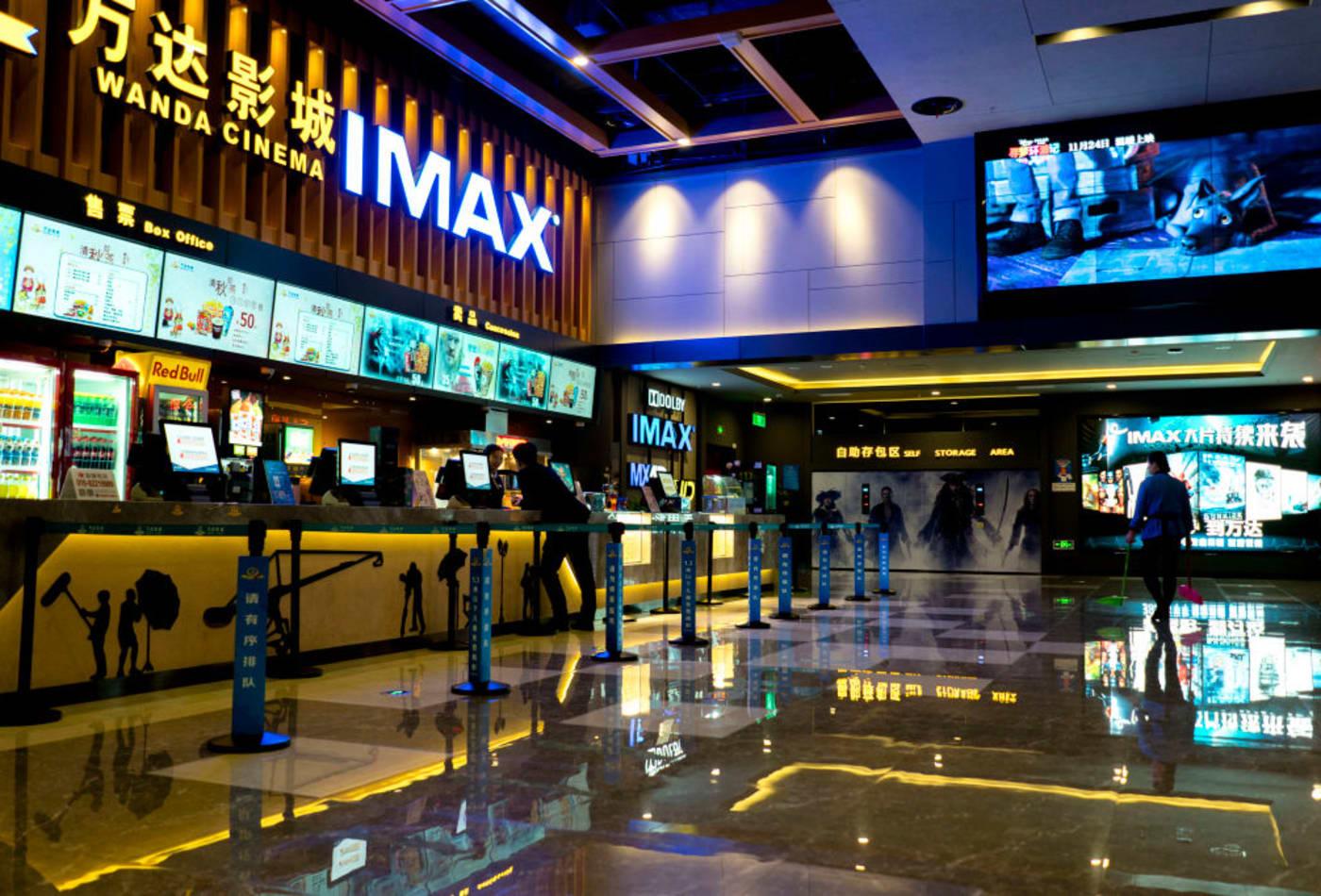 Rạp chiếu phim ở Trung Quốc tê liệt, các trung tâm thương mại cũng lao đao - Ảnh 1.