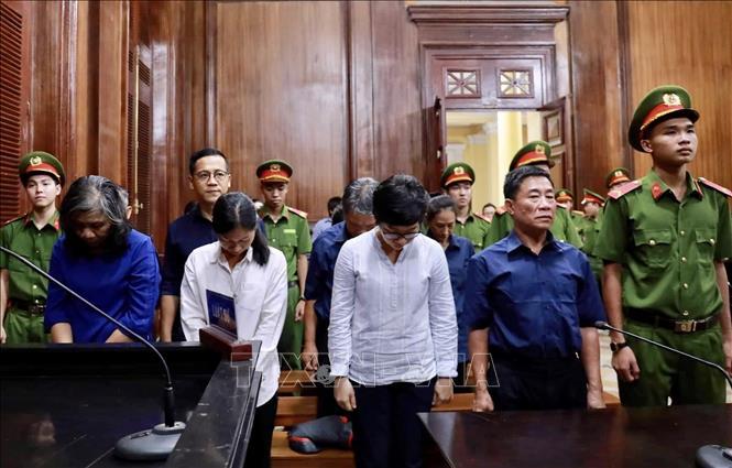 Những vấn đề đáng quan tâm từ phiên tòa phúc thẩm vụ án Ngân hàng Đại Tín - Ảnh 1.