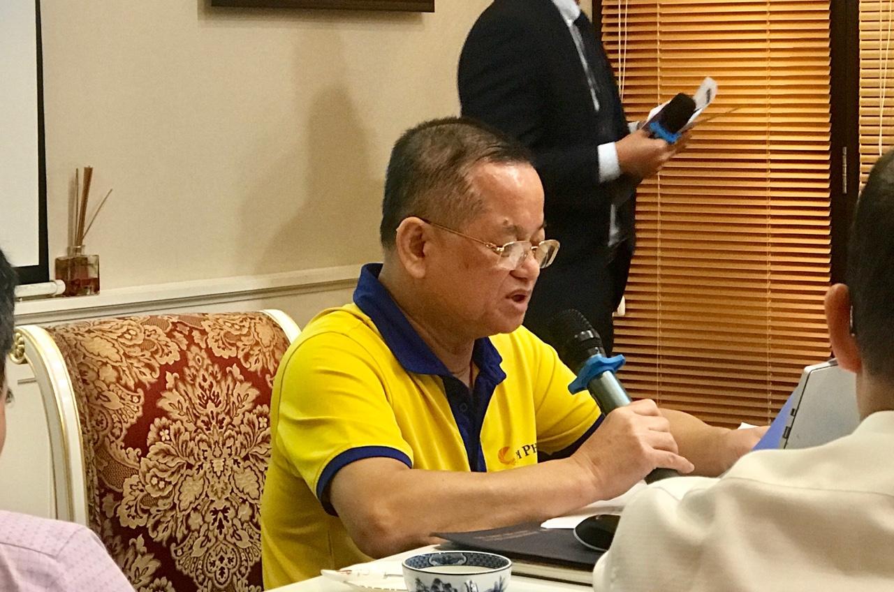Chủ tịch Minh Phú: Không thiếu nguyên liệu cho mục tiêu xuất khẩu 56.700 tấn tôm trong năm nay - Ảnh 1.