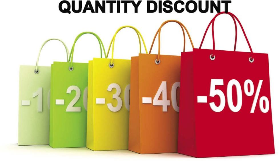 Chiết khấu theo số lượng (Quantity Discount) là gì? Ưu và nhược điểm - Ảnh 1.