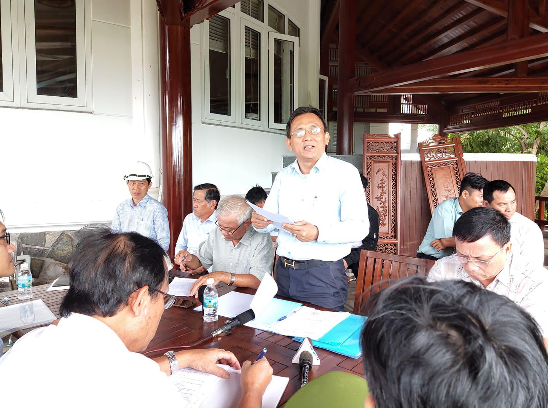 Khánh Hòa 'bất lực' với các công trình sai phạm tại dự án Ocean View Nha Trang - Ảnh 2.