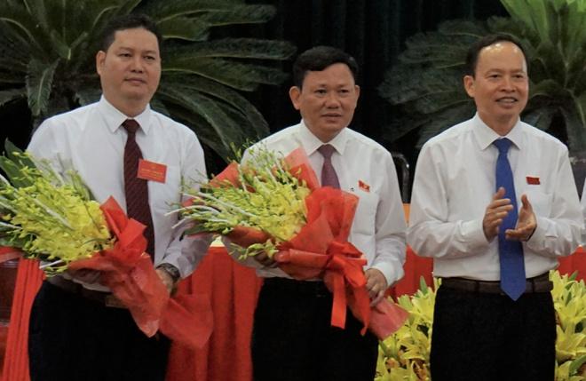 Ông Nguyễn Văn Thi làm Phó Chủ tịch UBND tỉnh Thanh Hóa - Ảnh 1.