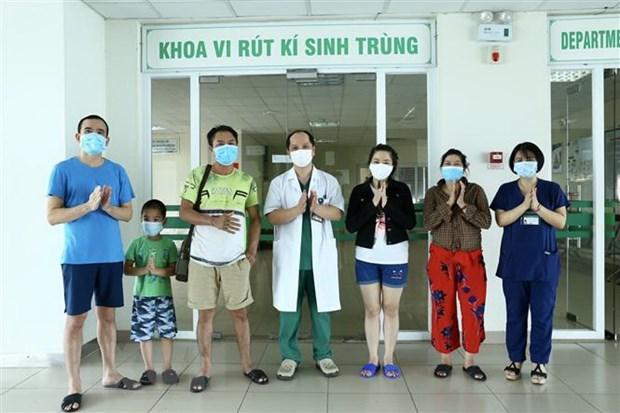 Hàn Quốc cấp vốn ODA giúp Việt Nam đối phó đại dịch COVID-19 - Ảnh 1.