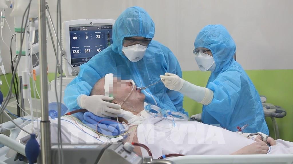 Bệnh nhân 91 đã tỉnh táo hoàn toàn - Ảnh 1.