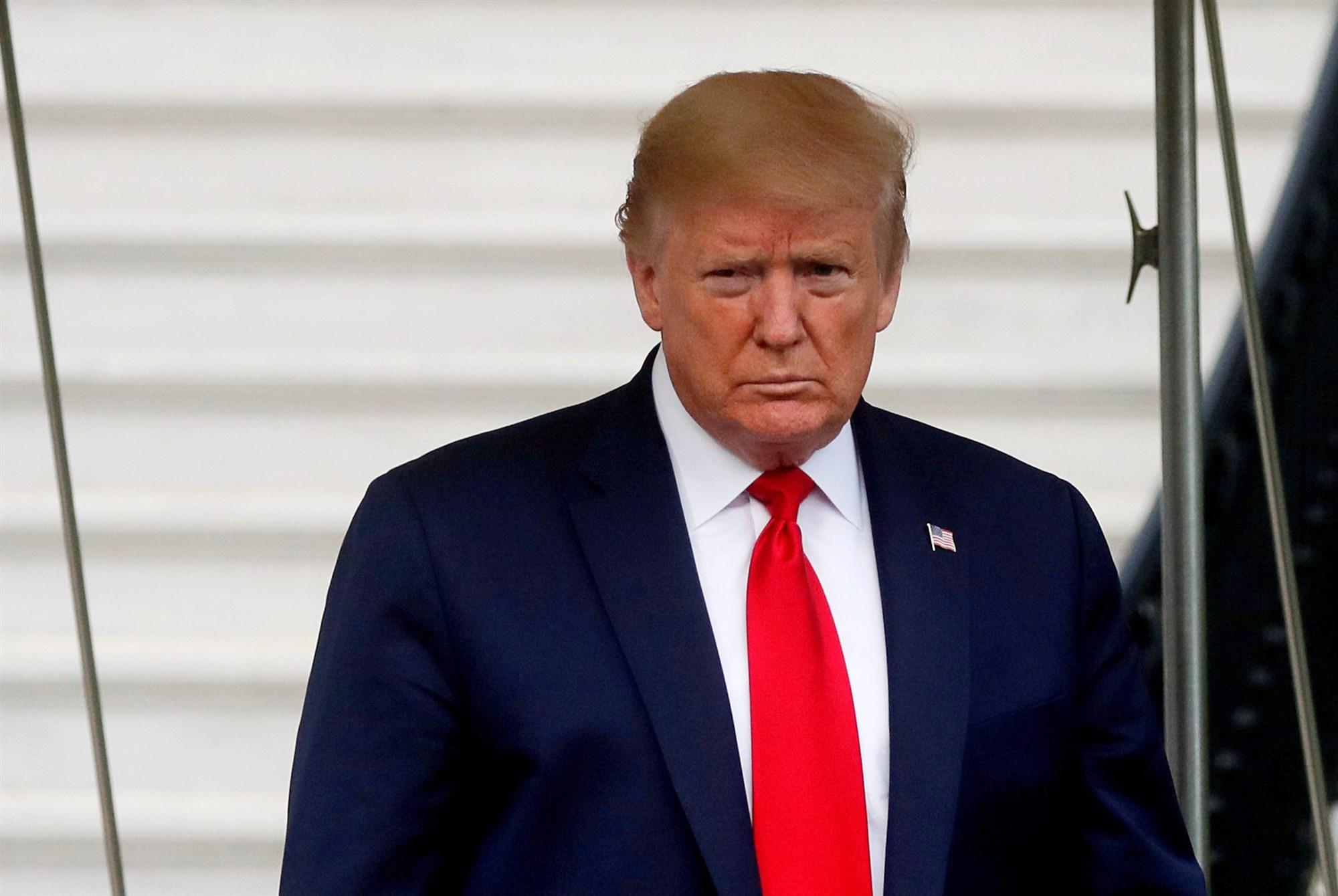 Sợ ông Trump mất ghế tổng thống, nhà đầu tư Mỹ đặt cược thị trường sẽ bán tháo - Ảnh 1.