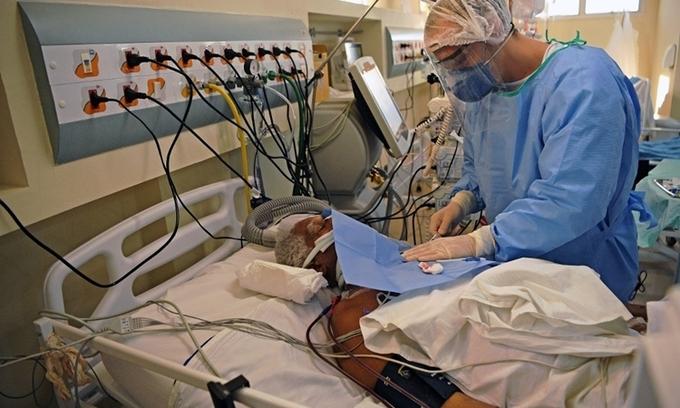 Cập nhật tình hình dịch virus corona ngày 30/6: Thế giới gần 10,4 triệu ca nhiễm, số cụm lây nhiễm lẻ tẻ tại Hàn Quốc có xu hướng tăng lên - Ảnh 2.