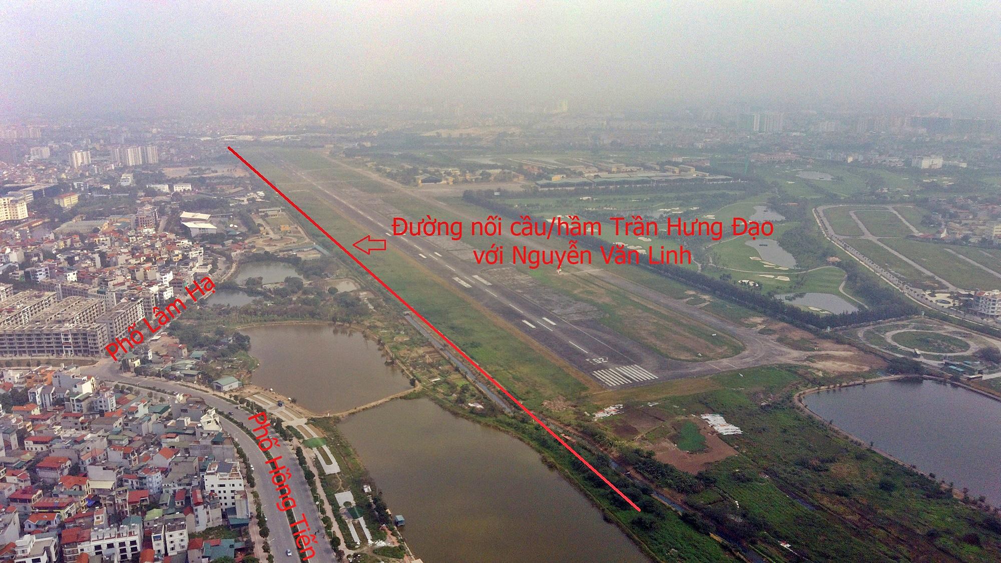Cầu sẽ mở theo qui hoạch ở Hà Nội: Toàn cảnh cầu/hầm Trần Hưng Đạo nối quận Hoàn Kiếm - Long Biên - Ảnh 14.