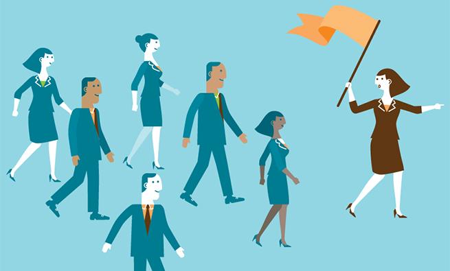 Sự gương mẫu trong phong cách lãnh đạo chuyển dạng là gì? - Ảnh 1.