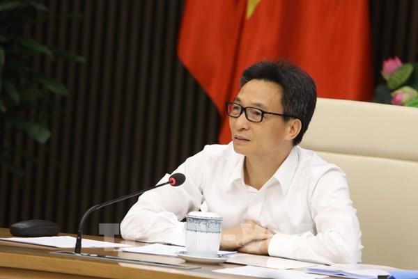 Các tổ chức quốc tế mong muốn Việt Nam hợp tác sản xuất vaccine phòng ngừa COVID-19 - Ảnh 1.