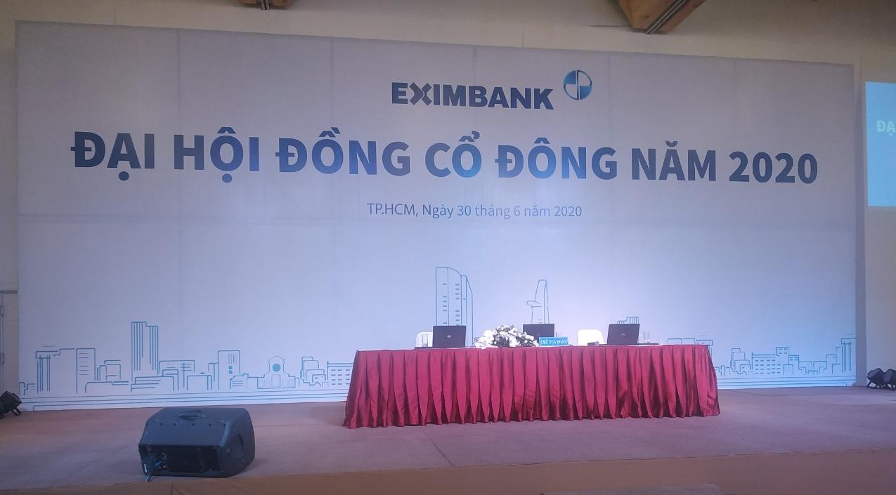 ĐHĐCĐ Eximbank lần 1 bất thành do tỉ lệ tham dự chỉ đạt 17,5% - Ảnh 1.