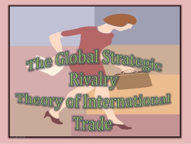 Lí thuyết cạnh tranh chiến lược toàn cầu (Global strategic rivalry theory) là gì? - Ảnh 1.