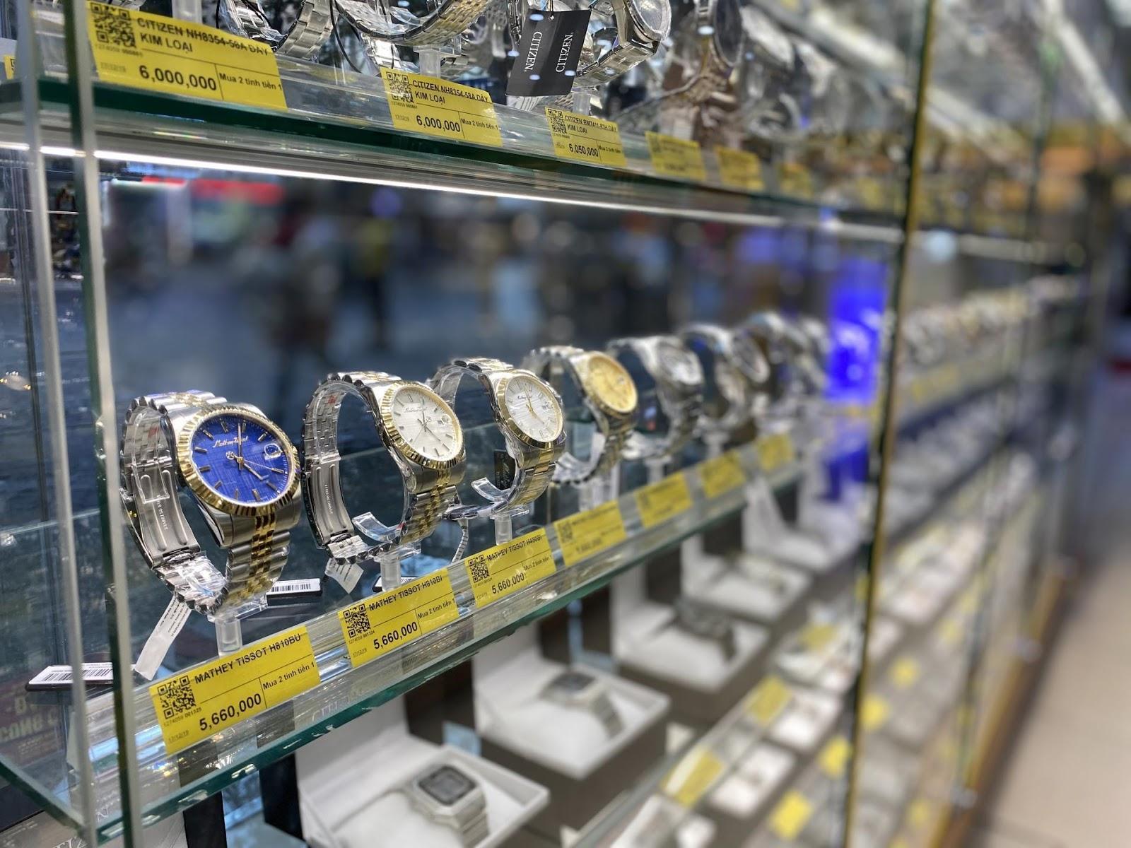 Bán đồng hồ '6 tháng dịch bằng cả năm', Thế Giới Di Động tham vọng tăng gấp 5 lần số bán - Ảnh 2.