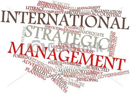 Quản trị chiến lược quốc tế (International strategic management) là gì? - Ảnh 1.
