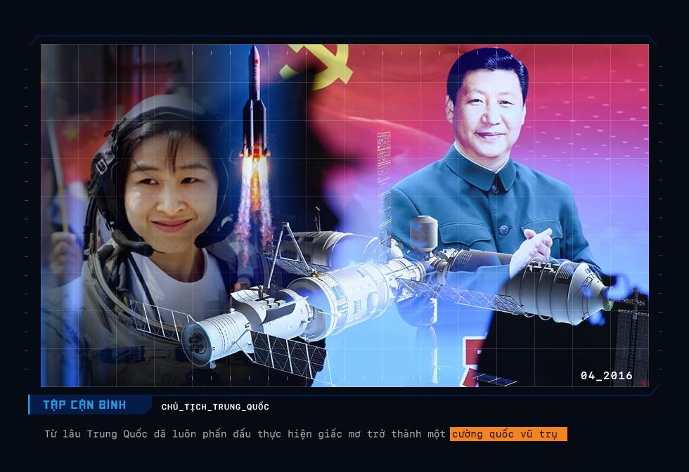 Cuộc Vạn lí trường chinh ra ngoài không gian - Ảnh 8.