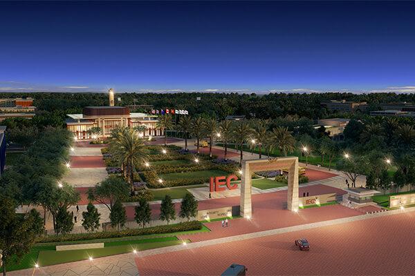 Quảng Nam xem xét thu hồi dự án thành phố giáo dục 1.500 tỉ đồng của Công ty Nguyễn Hoàng - Ảnh 1.