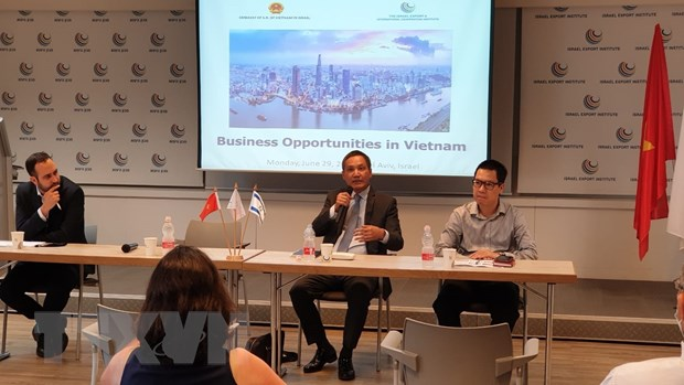 Nhiều doanh nghiệp Israel quan tâm tới thị trường Việt Nam - Ảnh 2.