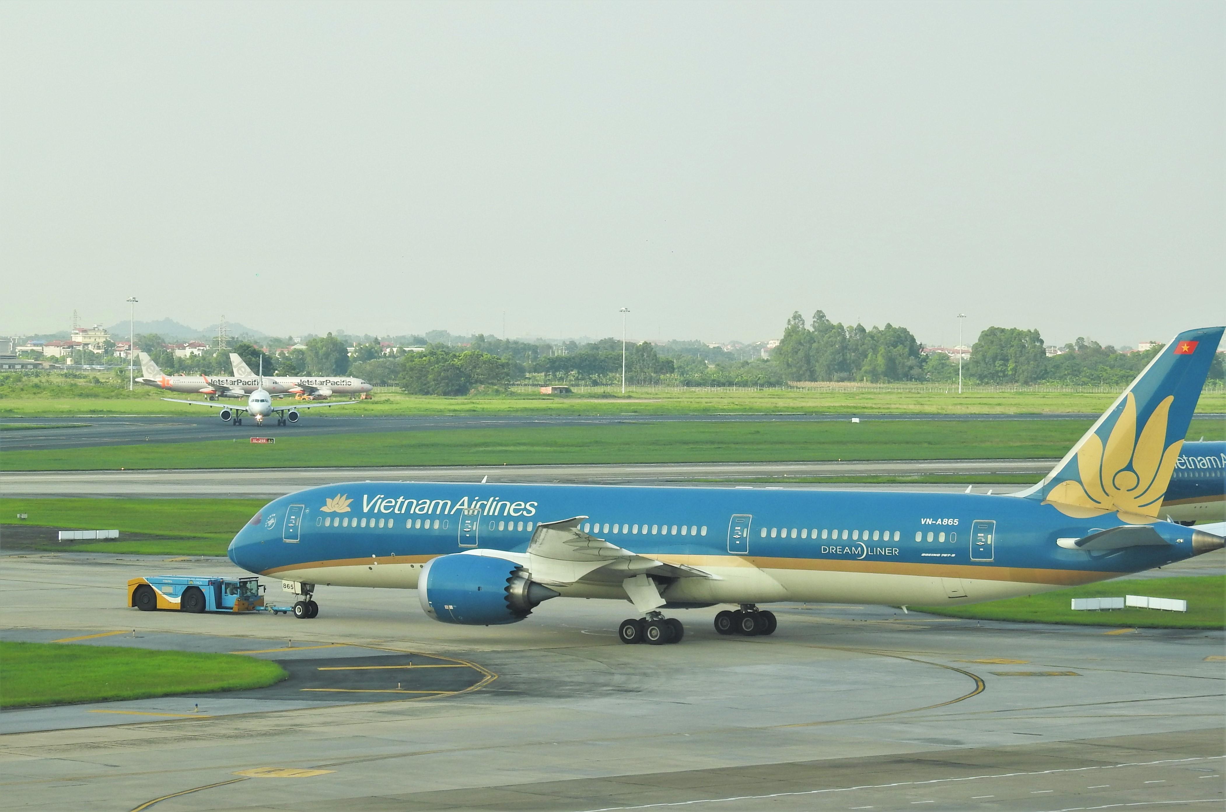 Vietnam Airlines nối lại bay quốc tế thường lệ từ 18/9, giá vé từ hơn 10 triệu đồng - Ảnh 1.