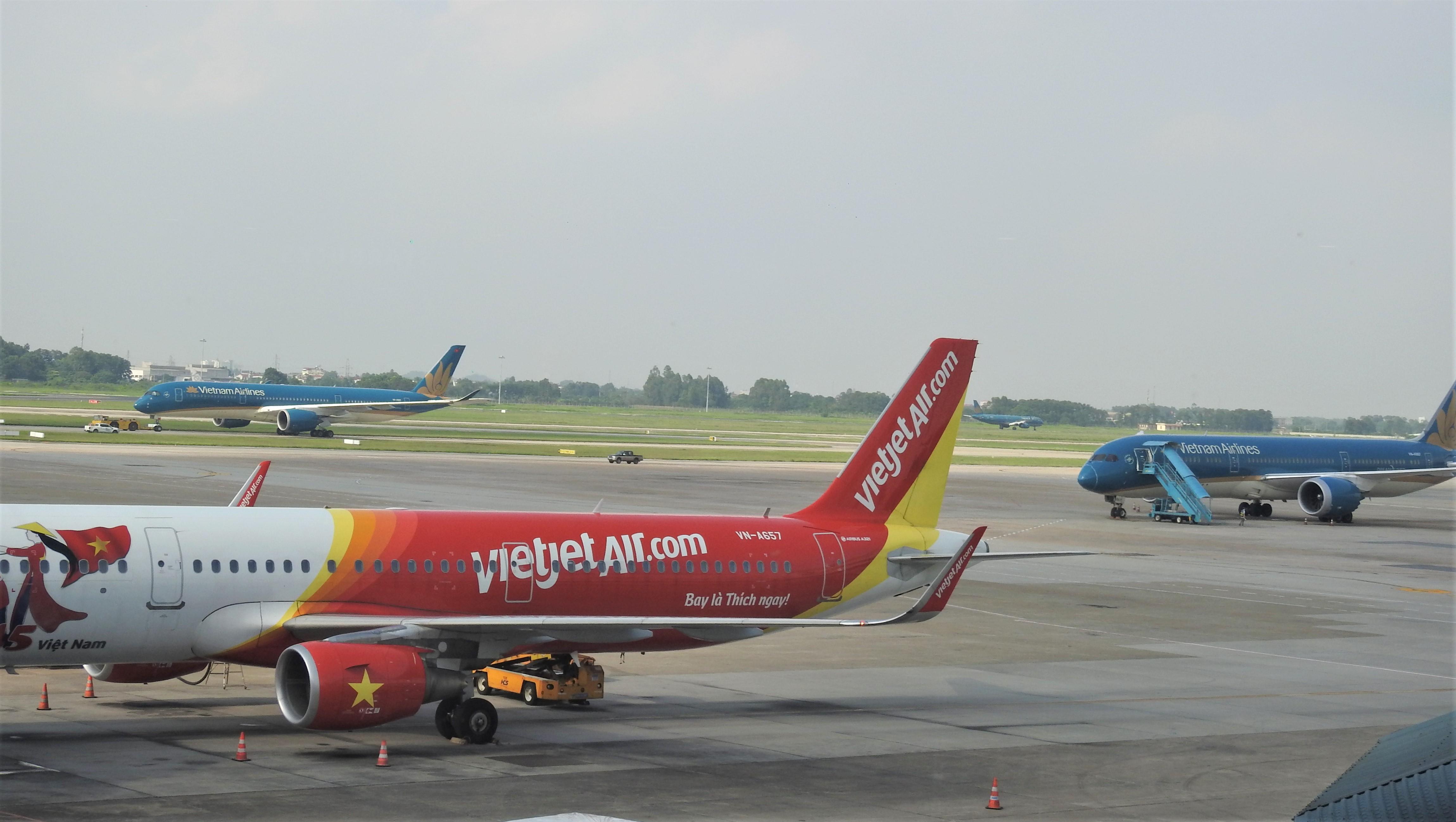 Nhiều biến động lớn trong ngành hàng không hai tháng đầu năm - Ảnh 1.