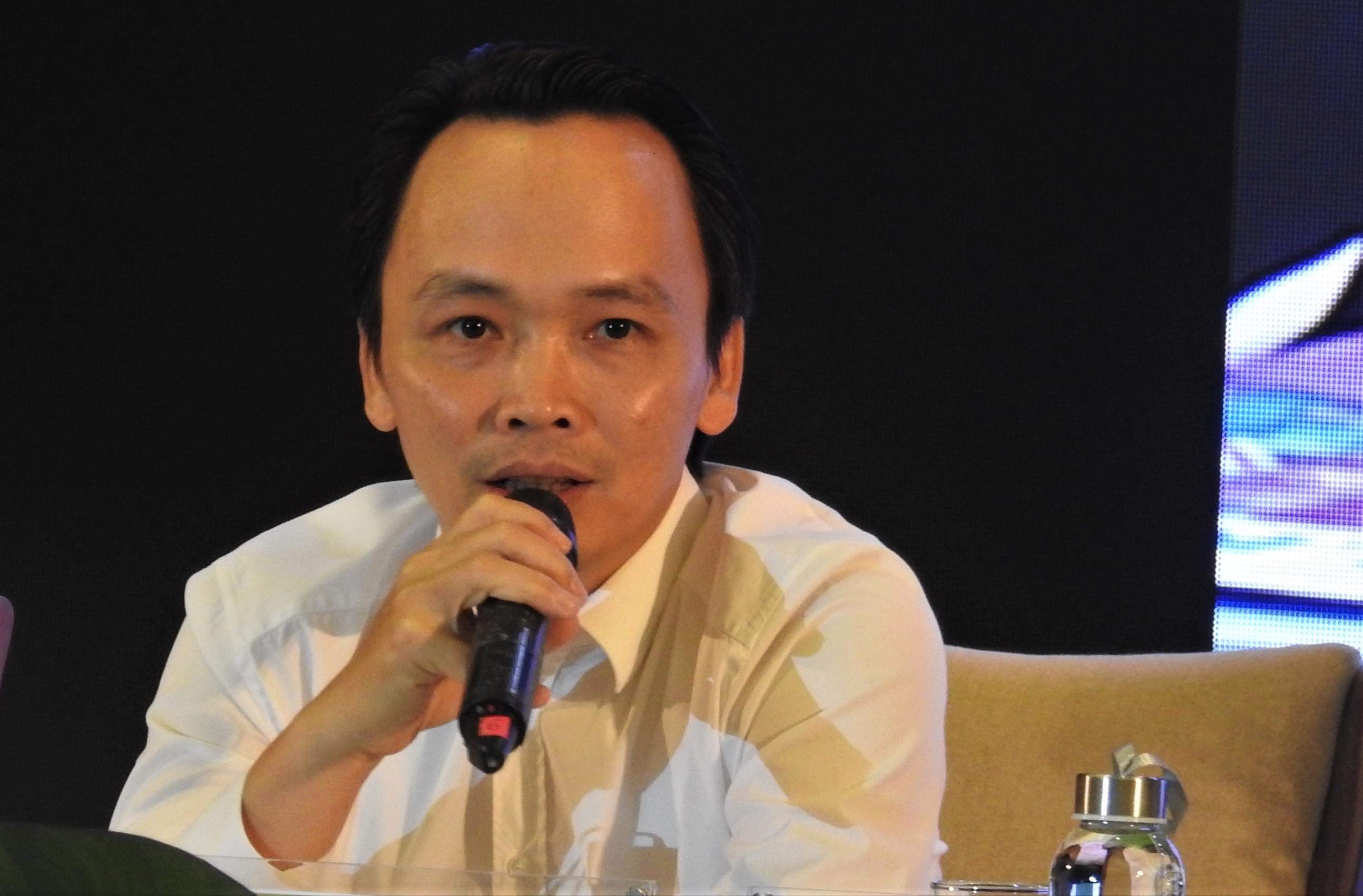 Ông Trịnh Văn Quyết vừa bán 11 triệu cổ phiếu ROS, không còn là cổ đông lớn FLC Faros - Ảnh 1.