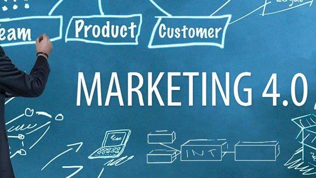 Marketing 4.0 là gì? Đặc điểm - Ảnh 1.
